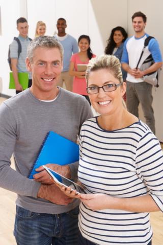 Online English tutors